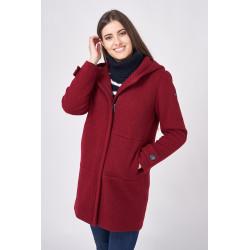 A2297 Abrigo de lana.